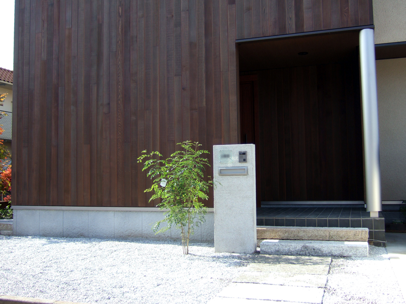 お庭作品集No.04[東京都東村山市]05